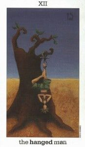 12 - The Hanged Man