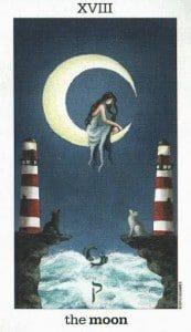 18 - The Moon