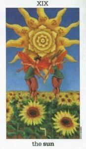 19 - The Sun