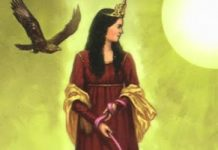 Lá III. The Empress - Silver Witchcraft Tarot