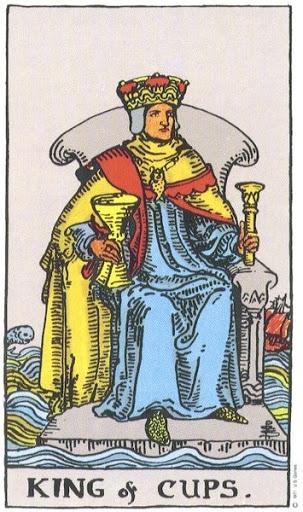 Ý Nghĩa Biểu Tượng 78 Lá Bài Tarot – King of Cups