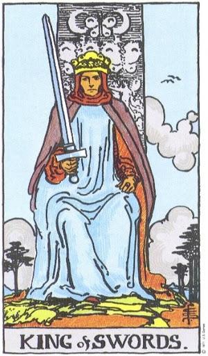 Ý Nghĩa Biểu Tượng 78 Lá Bài Tarot – King of Swords