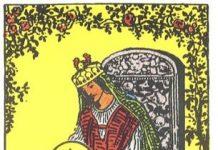 Ý Nghĩa Biểu Tượng 78 Lá Bài Tarot – Queen of Pentacles