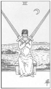 Biểu Tượng Trong Tarot - Dải Băng Che Mắt 1