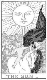 Biểu Tượng Trong Tarot - Lá Cờ 1