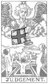 Biểu Tượng Trong Tarot - Lá Cờ 2