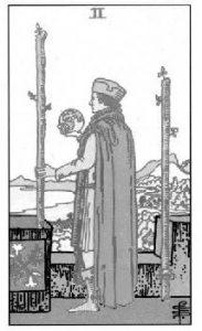 Biểu Tượng Trong Tarot - Lâu Đài 4