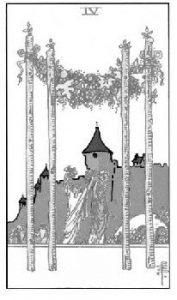 Biểu Tượng Trong Tarot - Lâu Đài 5
