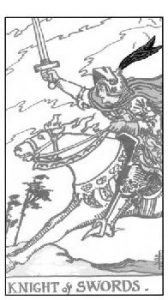 Biểu Tượng Trong Tarot - Lông Vũ 7