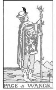 Biểu Tượng Trong Tarot - Lông Vũ 8
