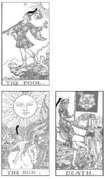Biểu Tượng Trong Tarot - Lông Vũ 9