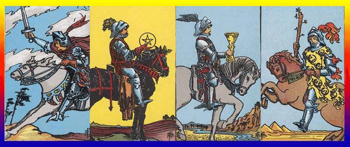 4 Cấp Bậc Hoàng Gia Trong Tarot 1 2