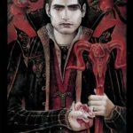 Lá Bài IV. The Emperor - Tarot of Vampyres