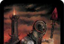 Lá Bài Two of Scepters - Tarot of Vampyres