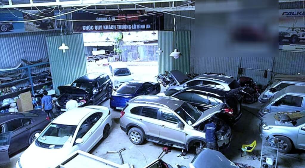 Top 5 địa chỉ thay dầu máy xe oto chất lượng tại TpHCM 1