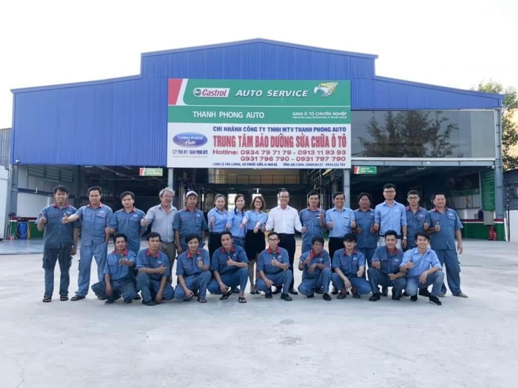 Top 5 địa chỉ thay dầu máy xe oto chất lượng tại TpHCM 2