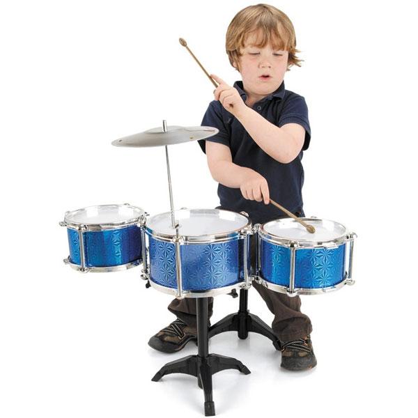 Top 3 lý do nên cho bé chơi trống 2