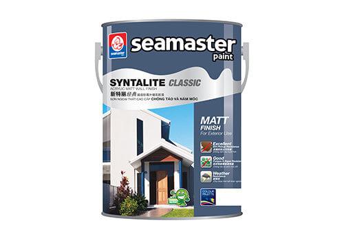 Thông số chi tiết về sơn ngoại thất SYNTALITE CLASSIC 1