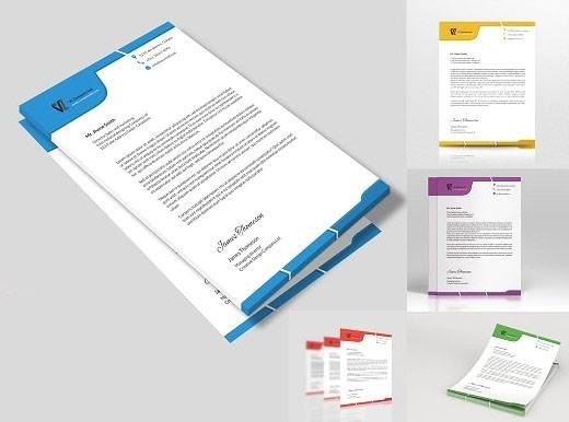 Địa chỉ in ấn giấy tiêu đề Letterheads chất lượng tại HCM 1