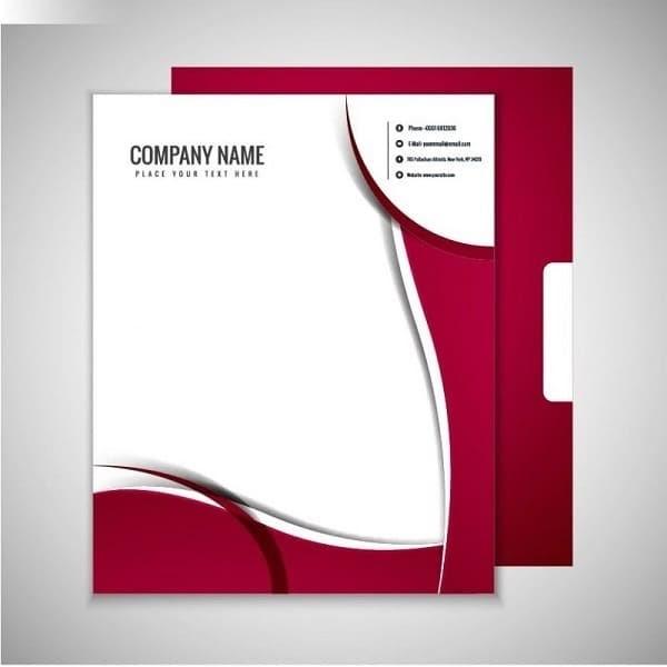 Địa chỉ in ấn giấy tiêu đề Letterheads chất lượng tại HCM 3