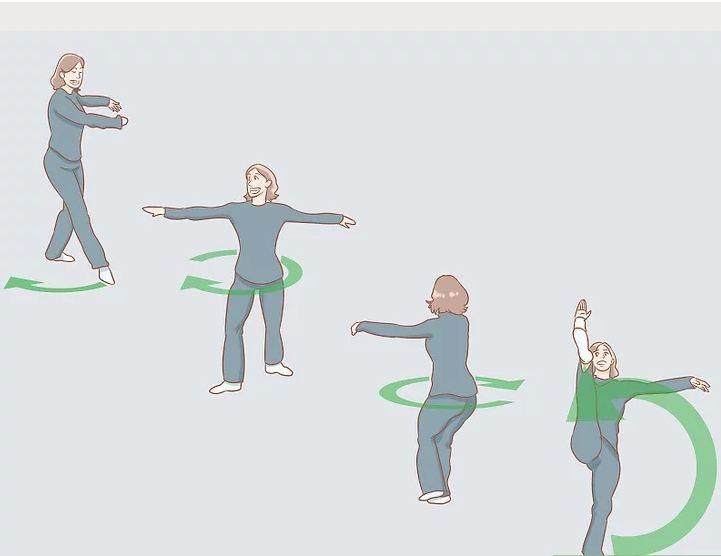 Tìm Hiểu Một Số Bước Nhảy JAZZ Cơ Bản và Thuật Ngữ JAZZ 8