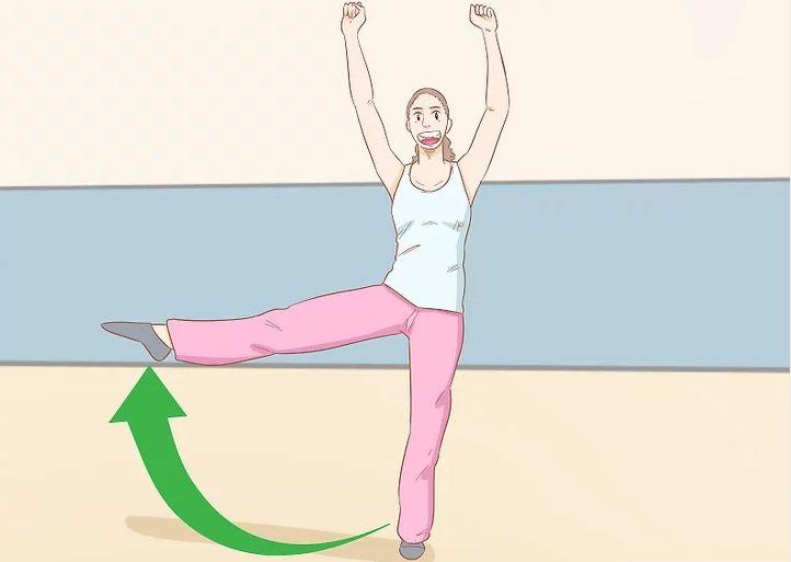 Tìm Hiểu Một Số Bước Nhảy JAZZ Cơ Bản và Thuật Ngữ JAZZ 2