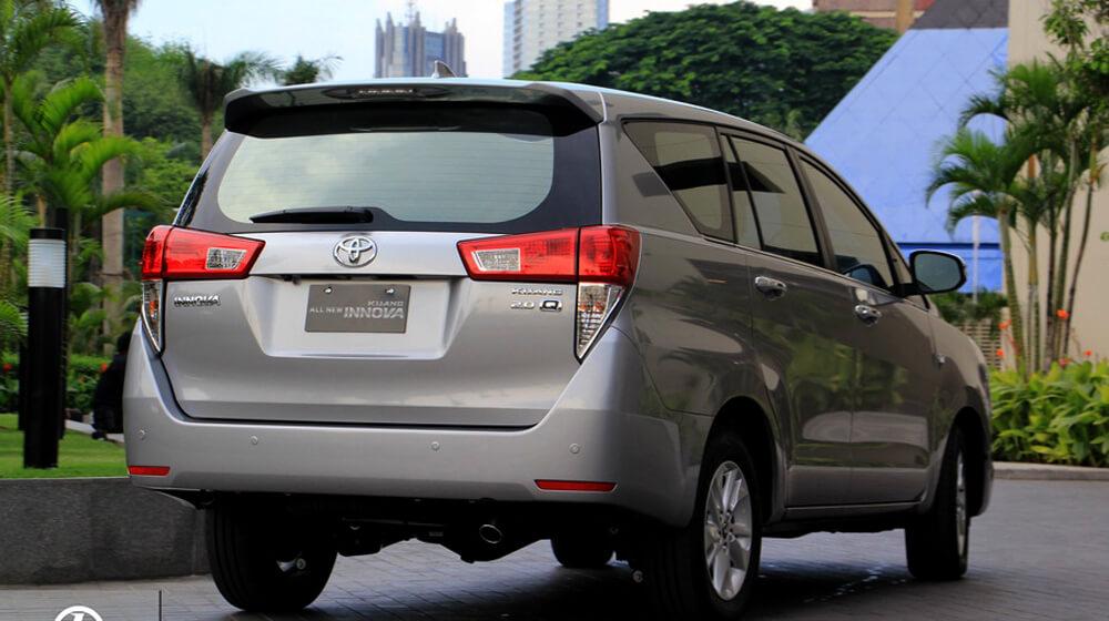 Chi Tiết Thông Số Xe Toyota Innova 2016 2