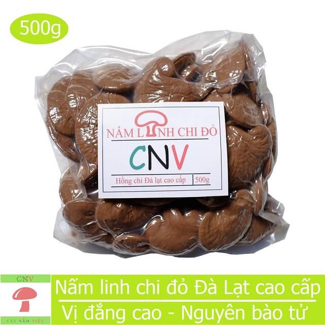 Thông Tin Về Nấm Linh Chi Cây Nấm Việt CNV 2