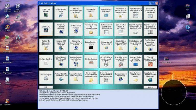 Điểm Danh 5 Phần Mềm Sửa Lỗi Windows Tốt Nhất 1